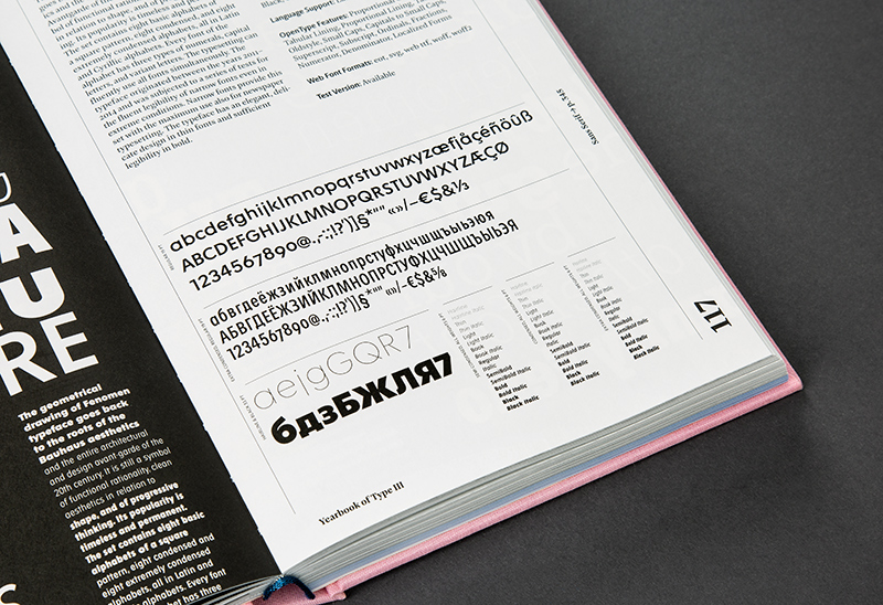 Shop - Yearbook of Type III | Slanted - Typo Weblog und Magazin