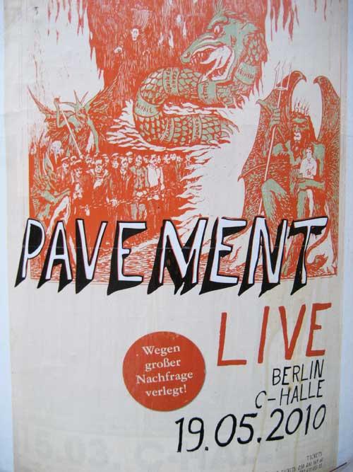 Pavement - Live Europaturnén MCMXCVII