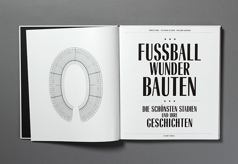 Fussball Wunder Bauten Slanted