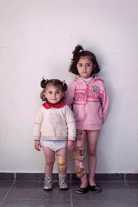 Fotoausstellung Syrian Collateral