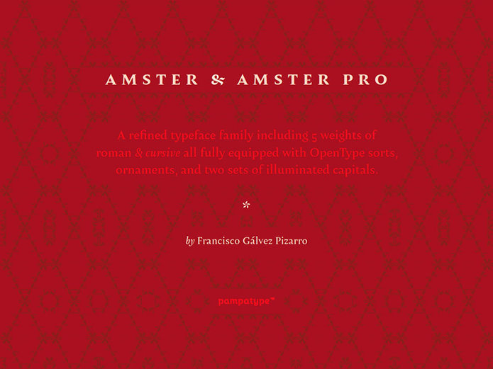Amster / PampaType