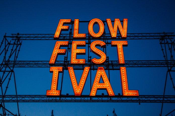 flow festival helsinki 2016 slanted typo weblog und magazin. Black Bedroom Furniture Sets. Home Design Ideas