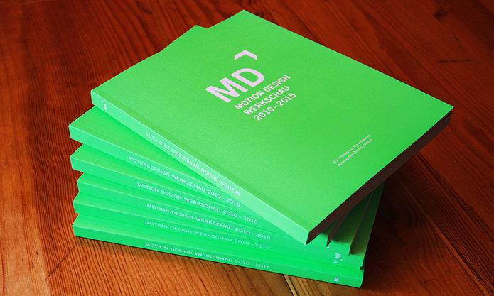Motion Design Werkschau 2010–2015 / BTK – Hochschule für Gestaltung