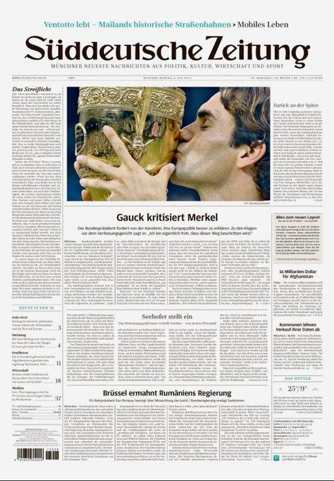 Bekanntschaften In Der Süddeutschen Zeitung.De