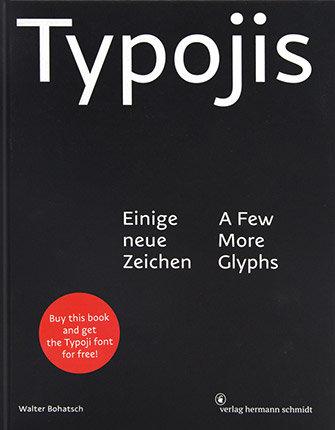 Shop - Typojis – Einige neue Zeichen / A Few More Glyphs | Slanted - Typo Weblog und Magazin