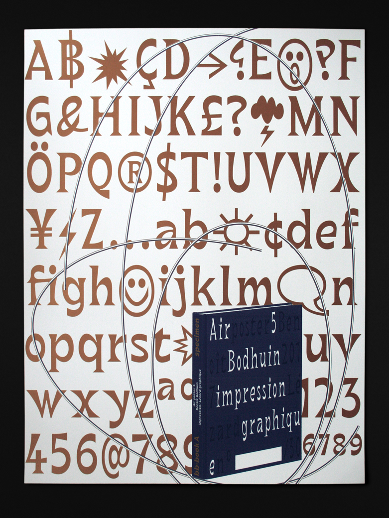 bb-book A specimen