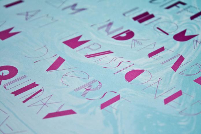 font, typeface, opentype, interactive, mixed, generative, shuffle, random, display, interactive, alternates, contrast, light, bold, headline, graphic, unsusual, geometric, eccentric, shapes, decorative, abstract, vibrant, unique, avantgarde, elegant, fashion, minimal, elena schädel, jakob runge