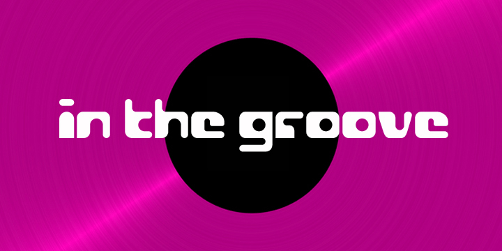 Groovy font by ArtyType