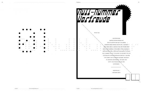 Slanted Magazin #0 – Volcano Type