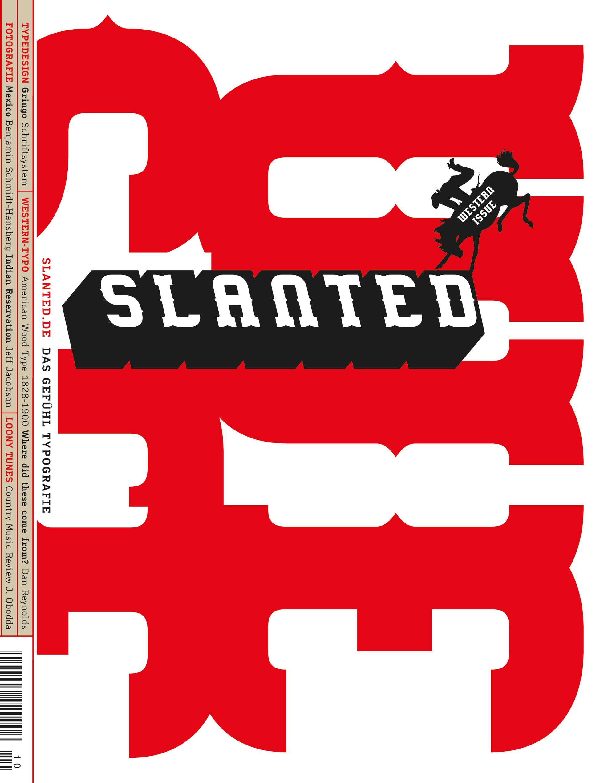 Slanted Magazin #2 – The Western Issue