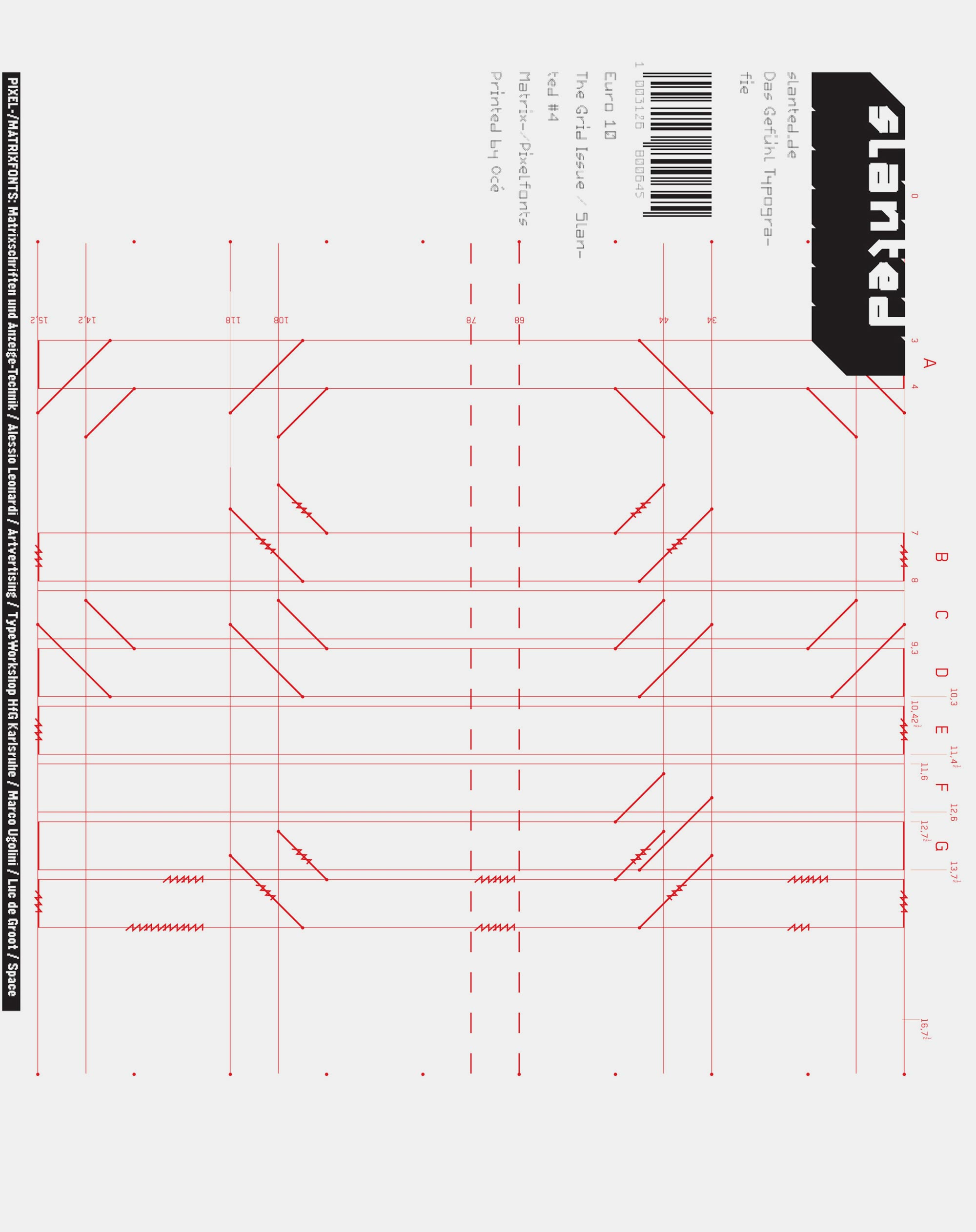 Slanted Magazin #4 – The Grid Issue