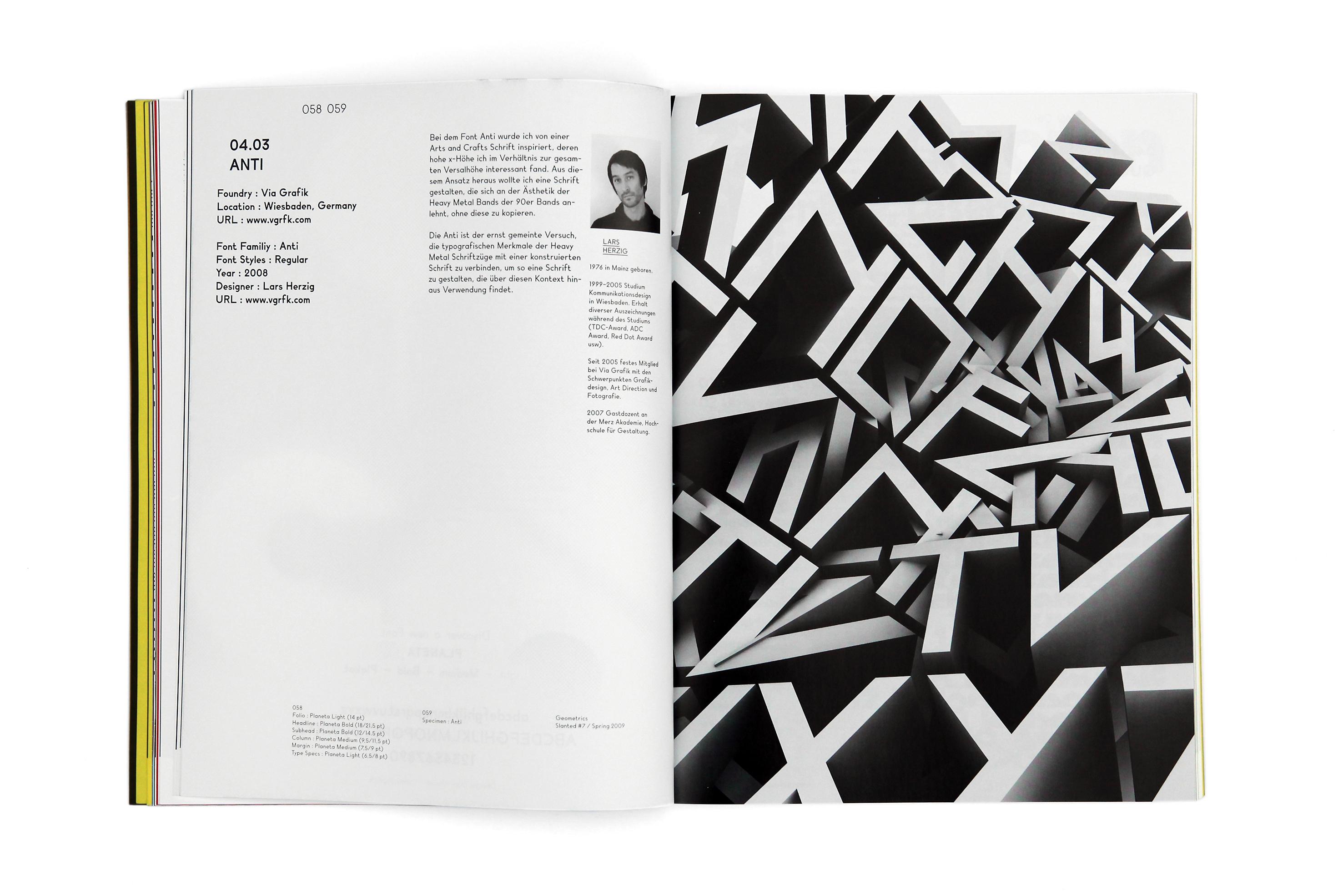 Slanted Magazin #7 – Geometrics.Porn.