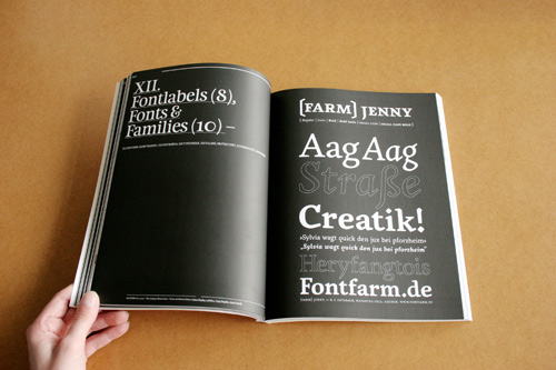 Slanted Magazin #5 – The Antiqua Bottom Issue