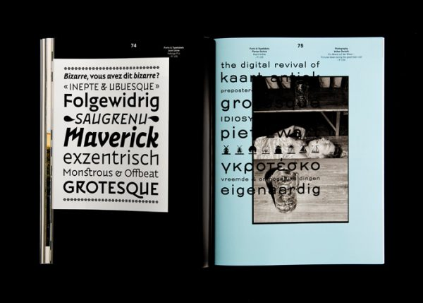 Slanted Magazin #14 – Grotesque 2