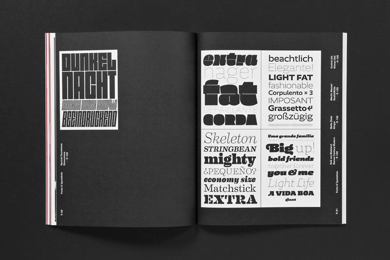 Slanted Magazin #16 – Bold/Light