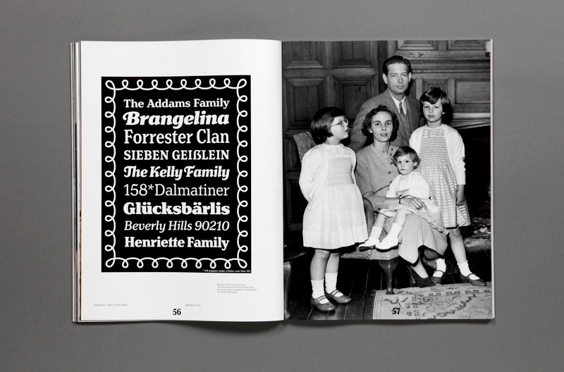 Slanted Magazin #19 – Super-Families