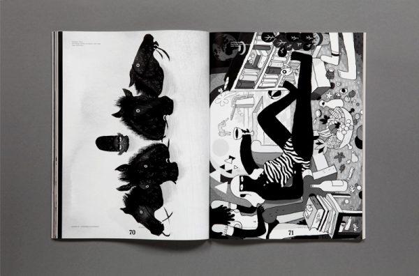 Slanted Magazin #19 – Super-Families