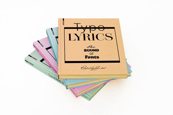 Slanted TypoLyrics