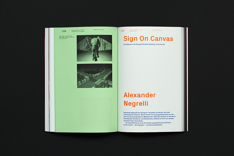 Slanted Magazine #22 – Art Type