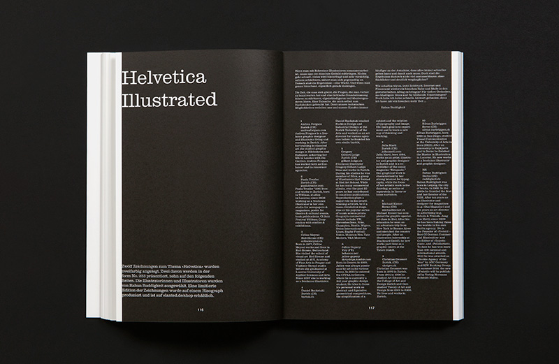 Slanted Magazine #23 – Swiss
