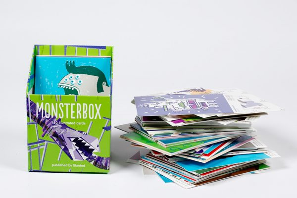 Slanted Monsterbox