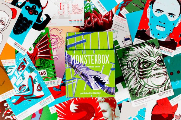 Slanted Monsterbox