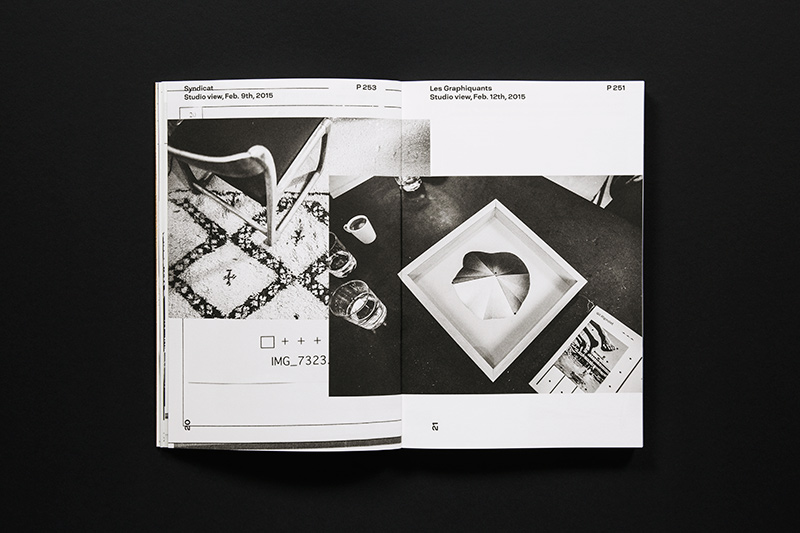 Slanted Magazin #25 Paris