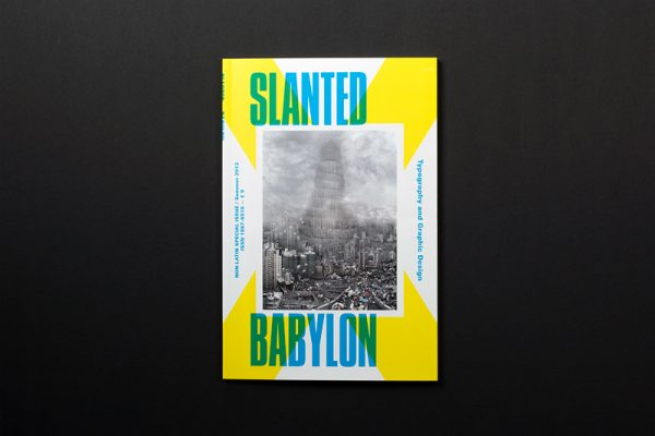 Slanted Special Issue Babylon