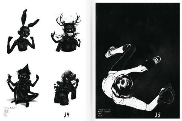 FRESH 3, Cutting Edge Illustrations – Print