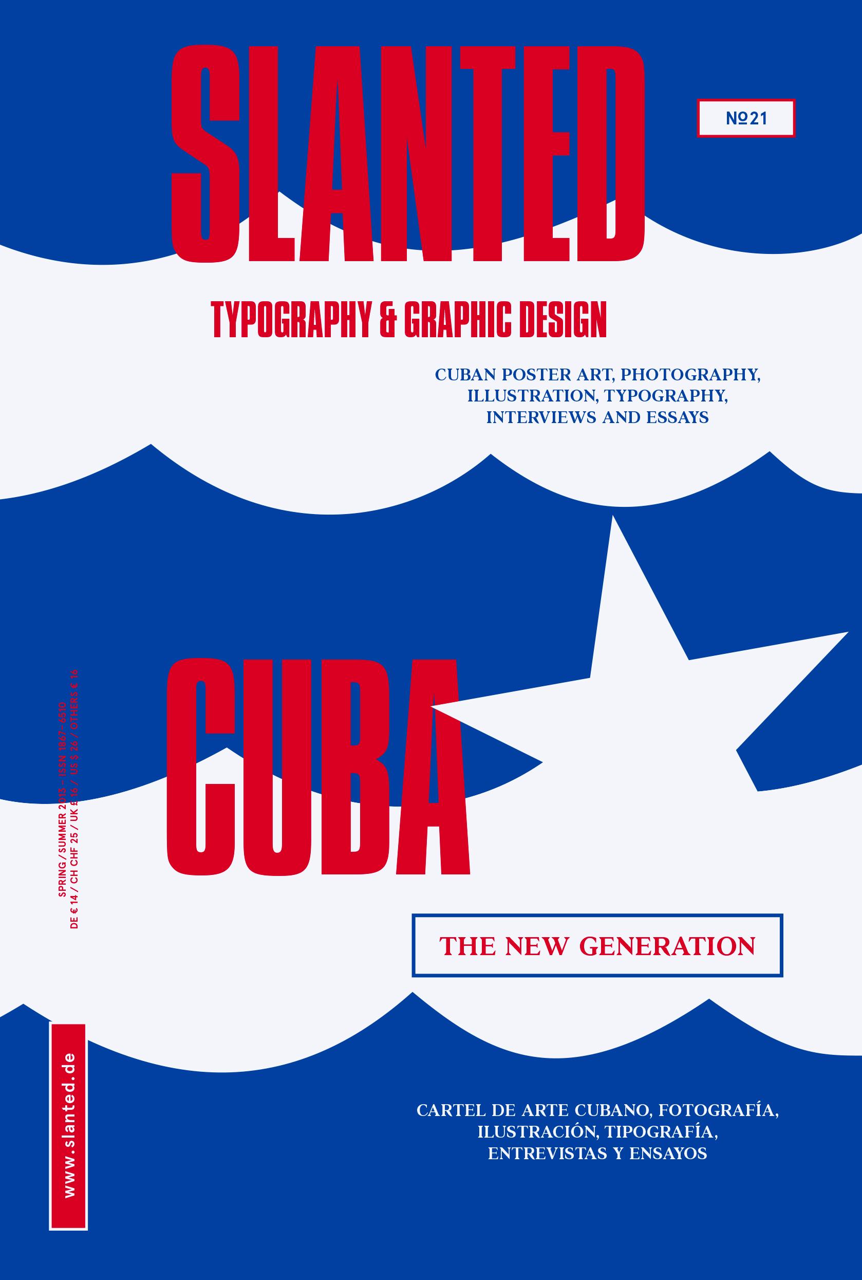 Slanted Magazine #21 – Cuba