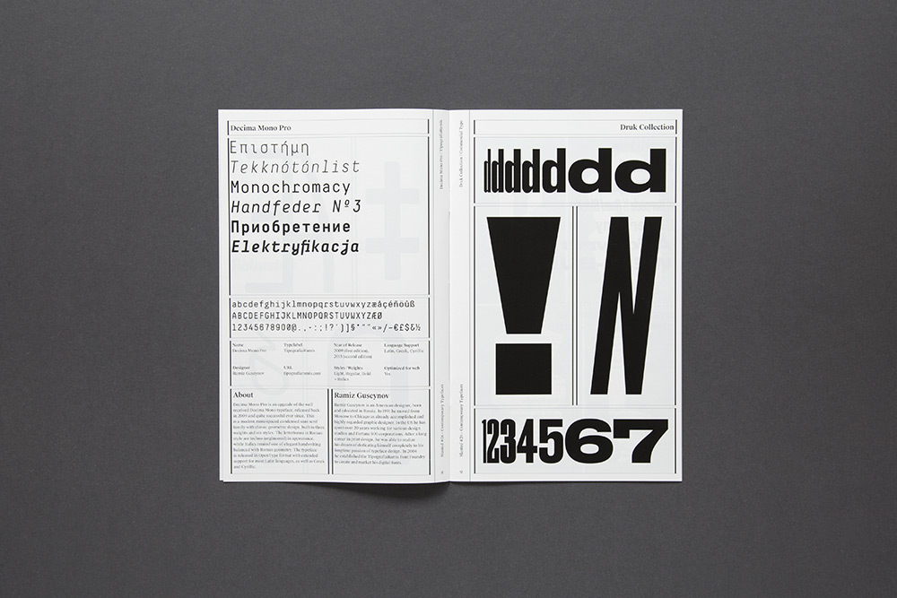 Slanted Magazin #26 New York