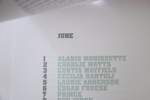 Dead & Alive – Musician's Birthday Calendar