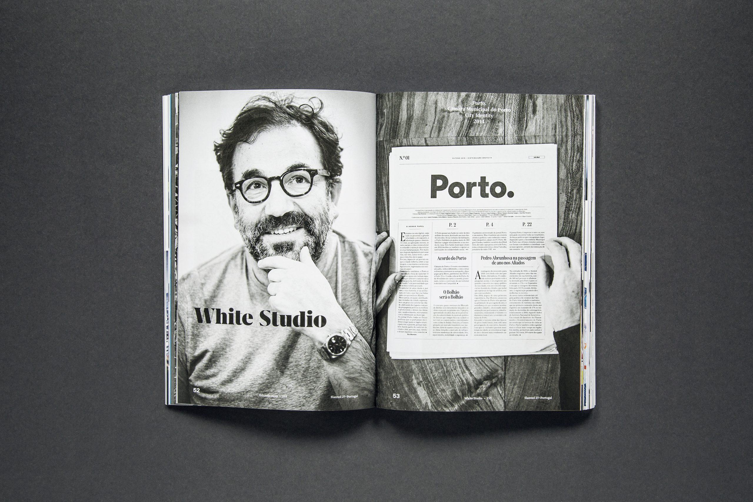 Slanted Magazin #27 Portugal