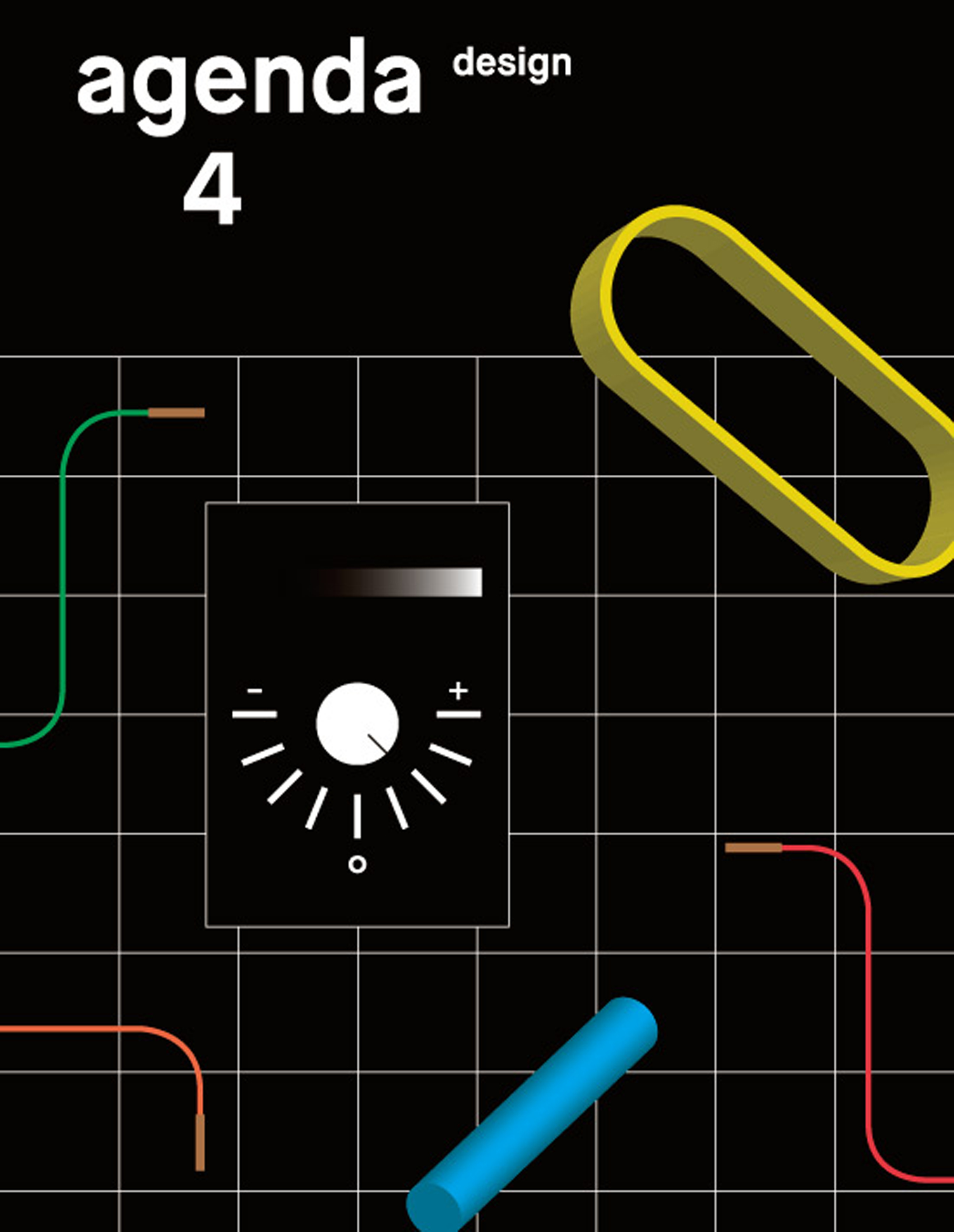 agenda design #4 – Magazin für Gestaltung