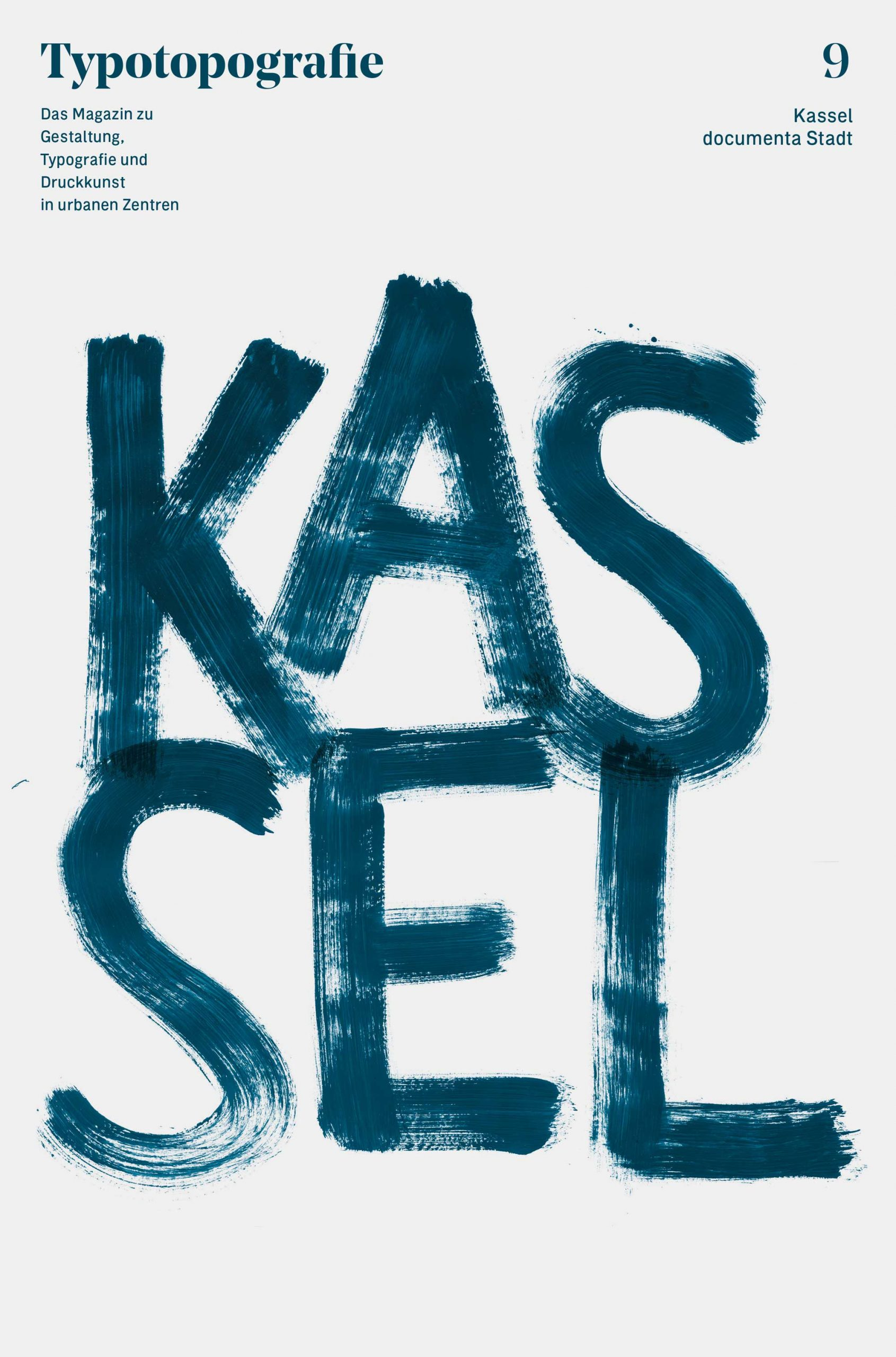 Typotopografie 9: Kassel