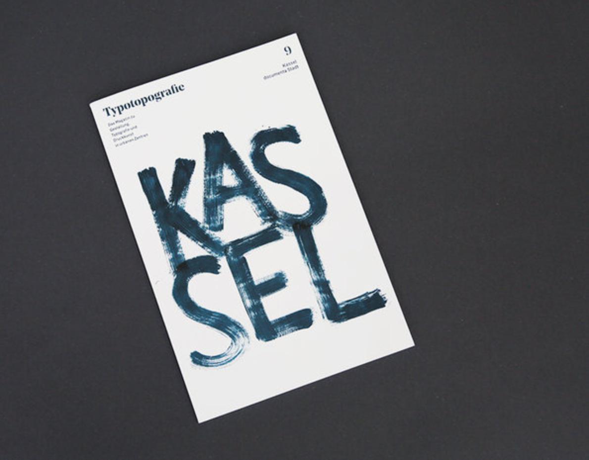 Typografie Kassel