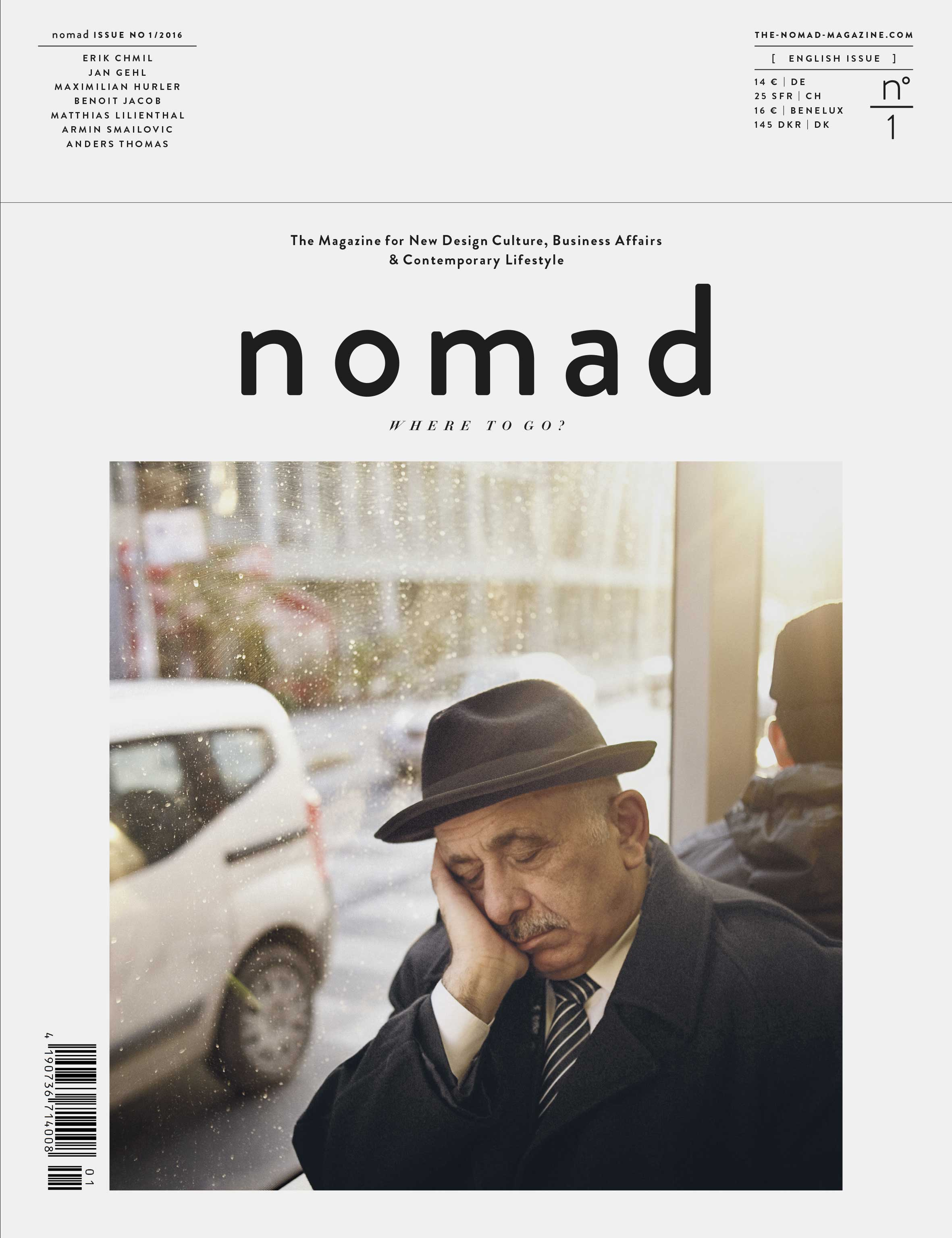 nomad #1 – where to go?