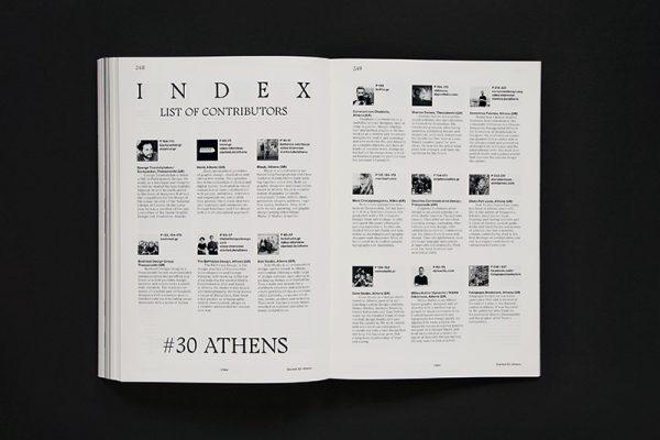 Slanted #30 Athens