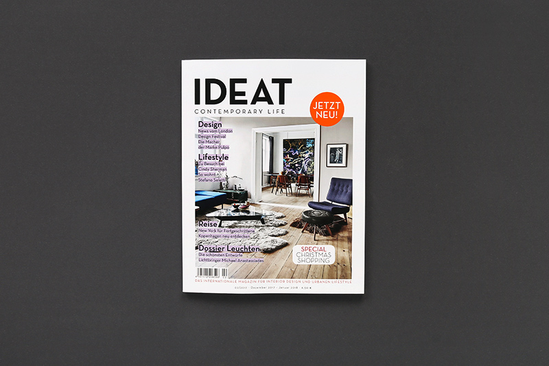 Ideat Magazin Fur Interior Design Und Urbanen Lifestyle Slanted
