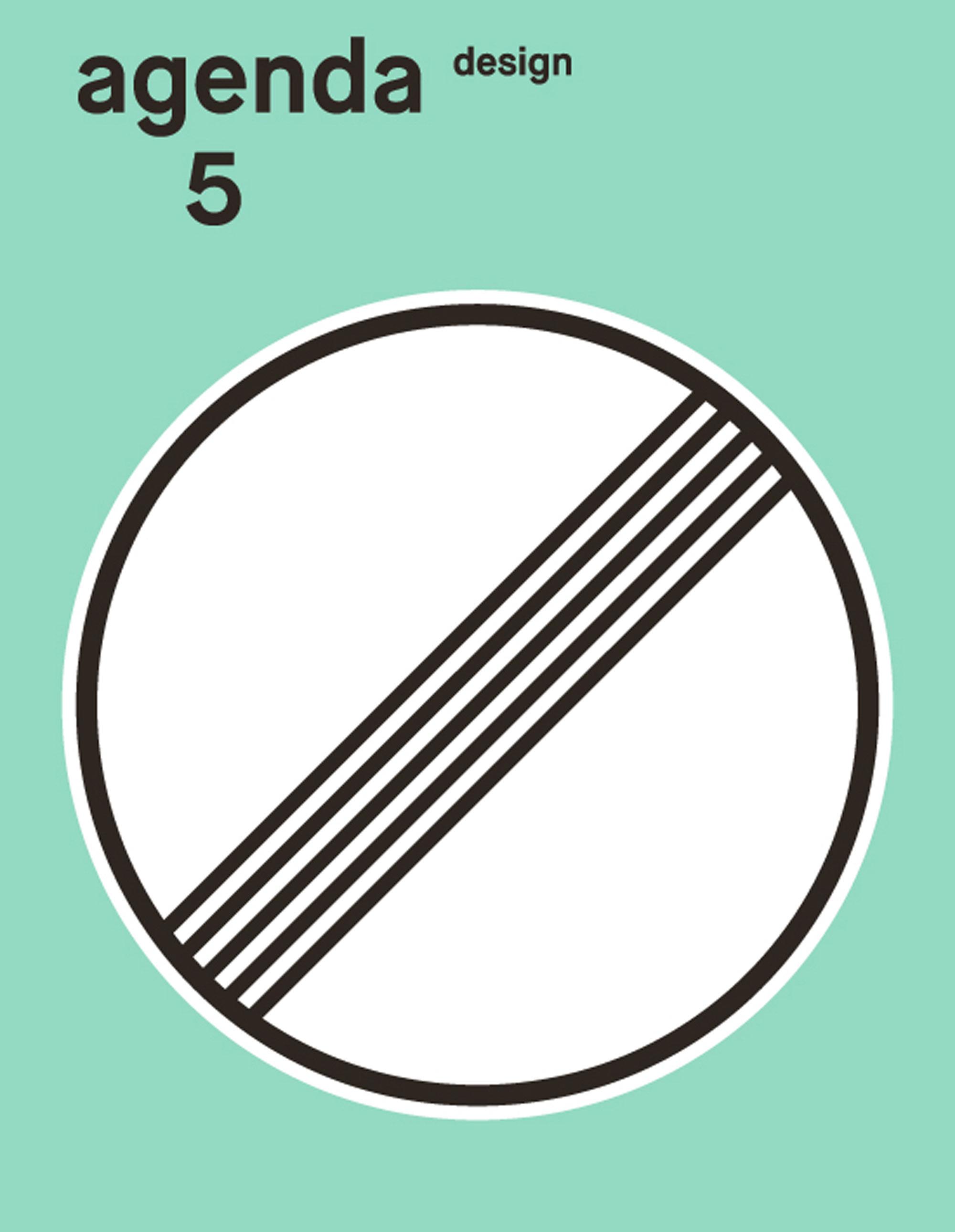 agenda design 5 cover
