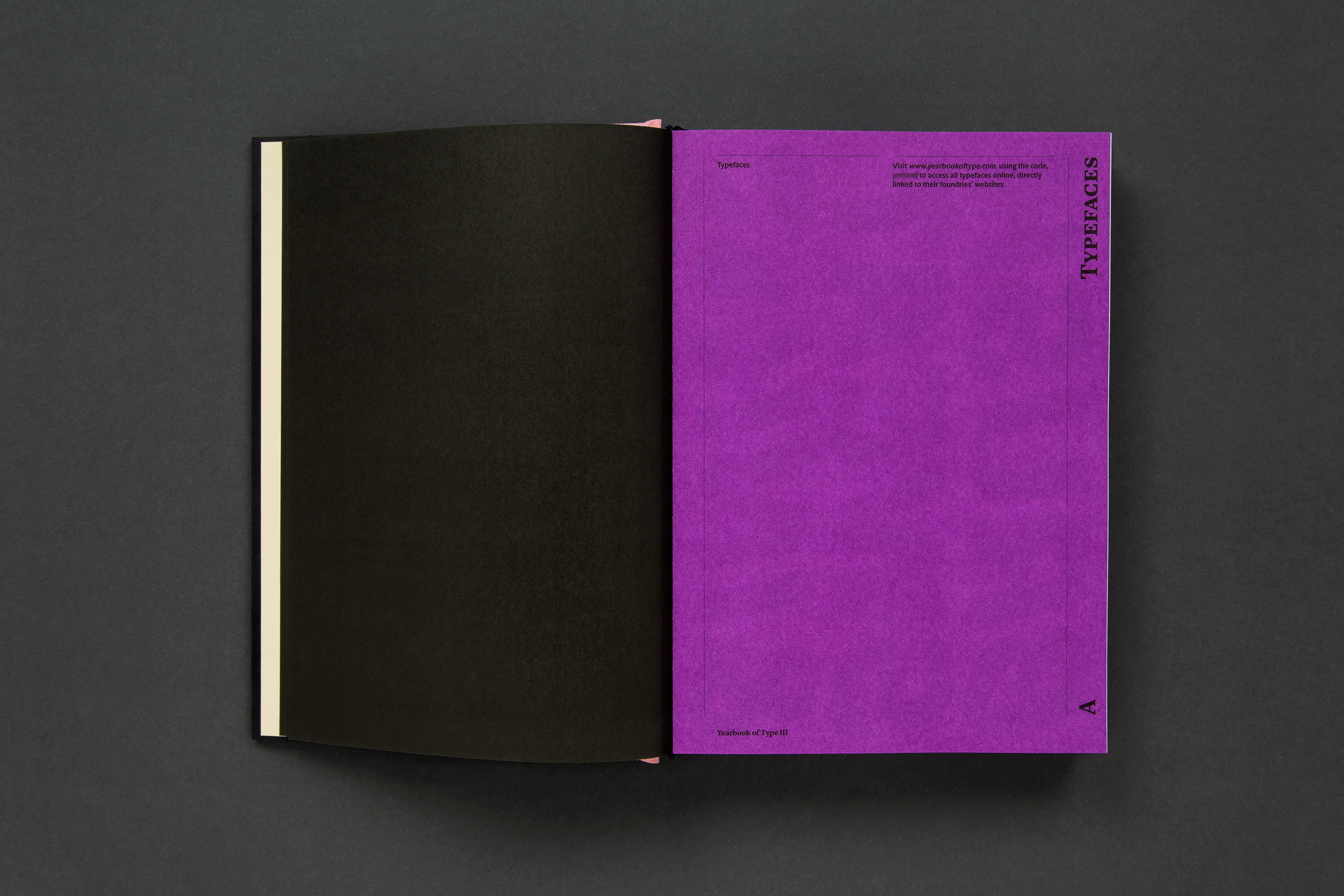 Yearbook of Type III