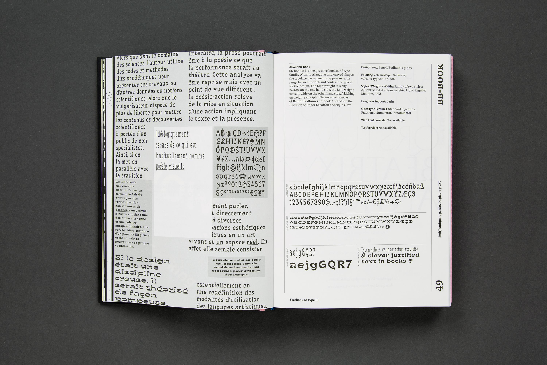 Yearbook of Type III