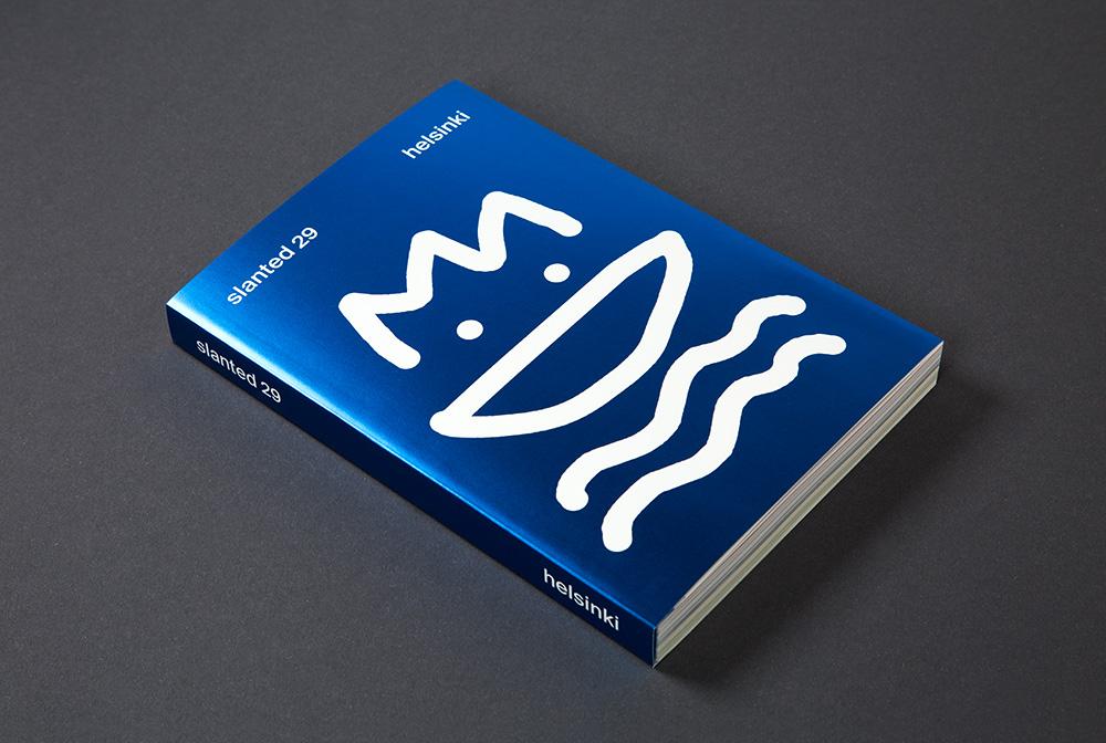 Slanted Magazin Helsinki Cover