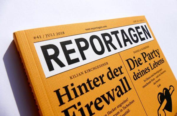 Reportagen Band 41