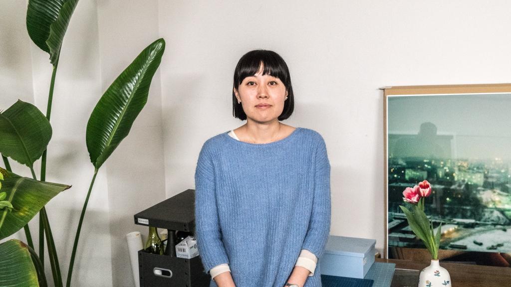 Slanted in Tokyo / Naoko Fukuoka
