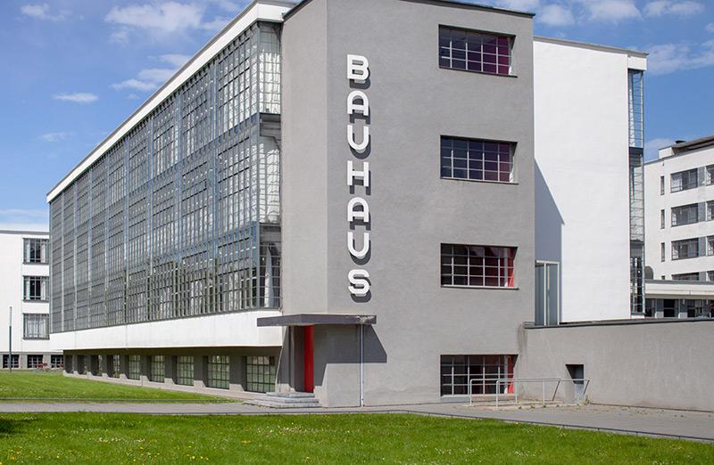 Bauhaus-Exterior