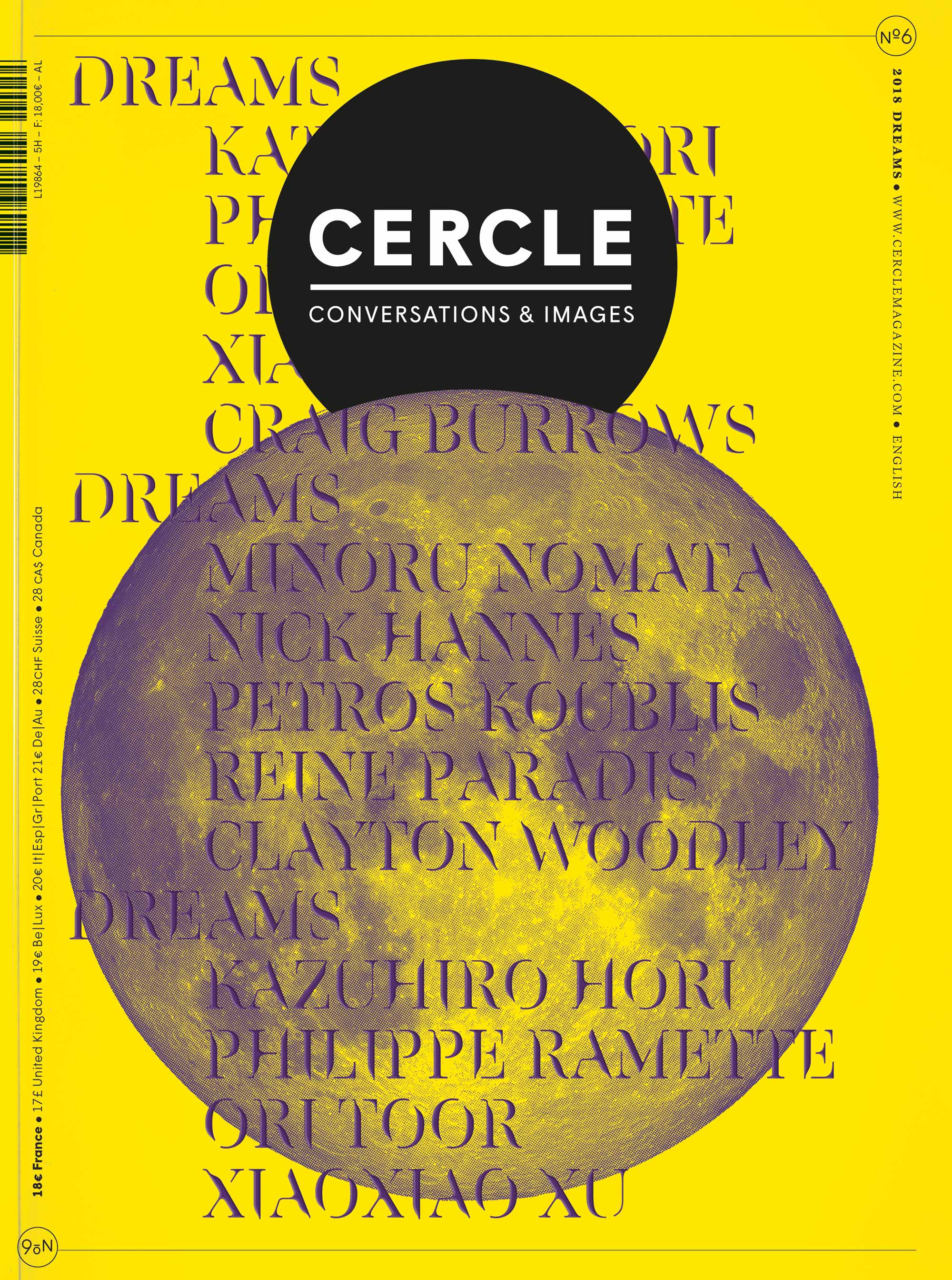 Cercle Magazine #6 – Dreams