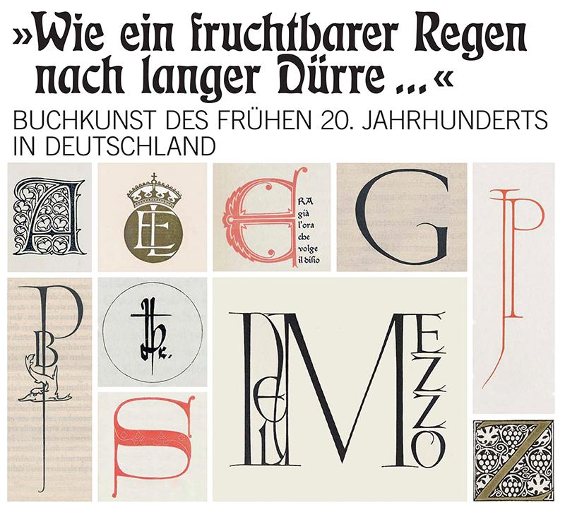 Buchkunst des frühen 20. Jahrhunderts in Deutschland