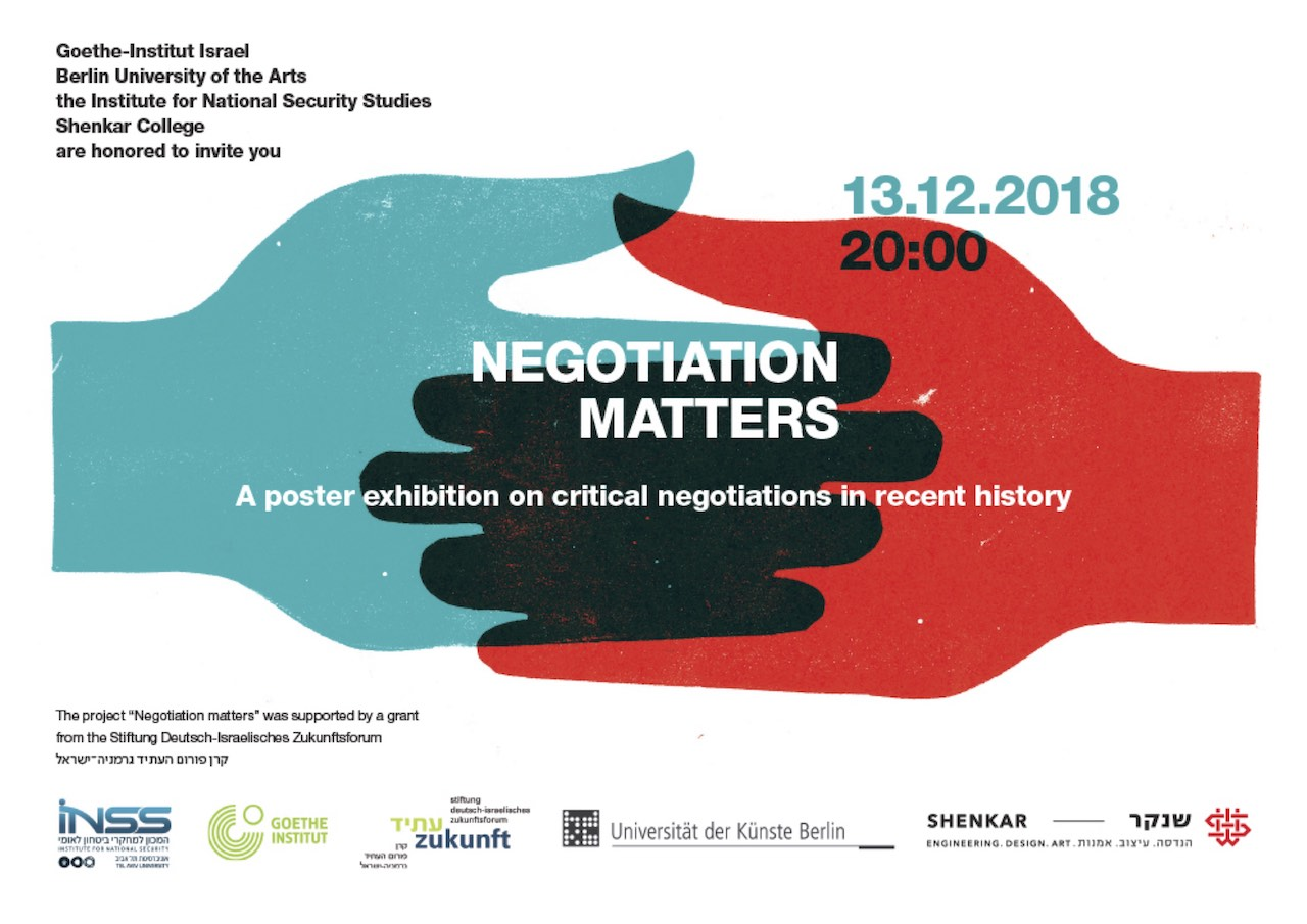 Negotiation Matters Slanted