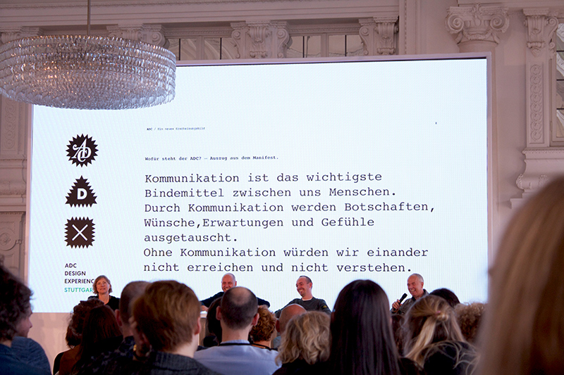Humanity vs. Artificial Intelligence – ADC DESIGN Experience / Rückblick